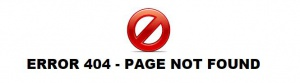 página no encontrada